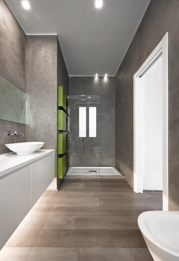 Celio apartment carola vannini architecture for Doccia padronale