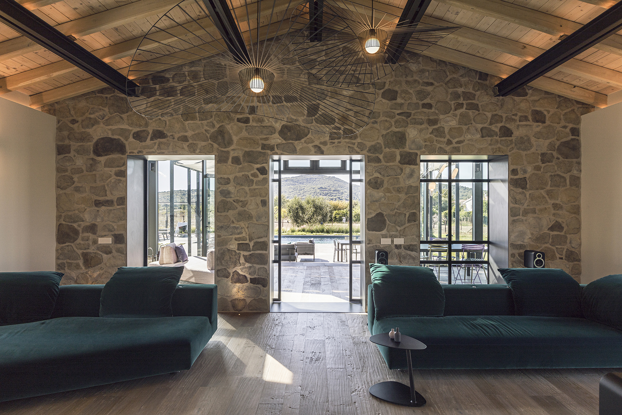 Capalbio Barn House