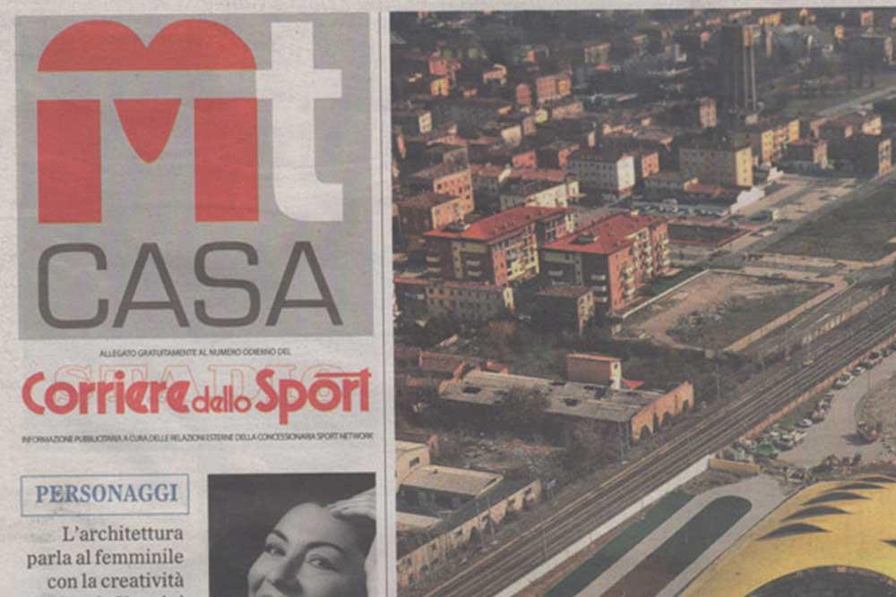 Corriere dello Sport – Mt Casa